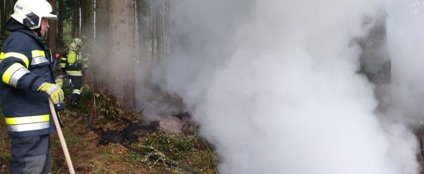 Brandeinsatz vom 07.10.2019