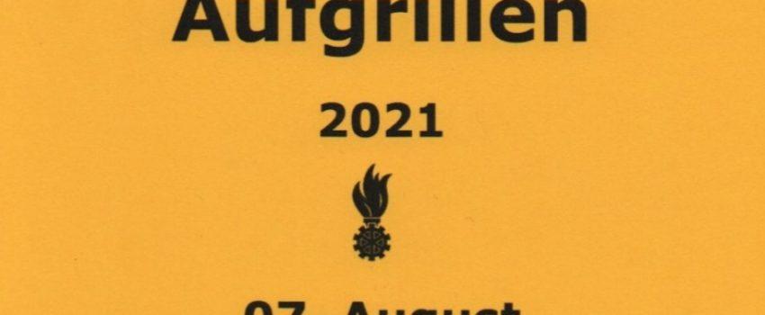 Aufgrillen 2021
