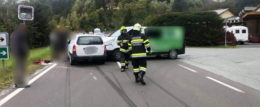 Verkehrsunfall vom 30.09.2021